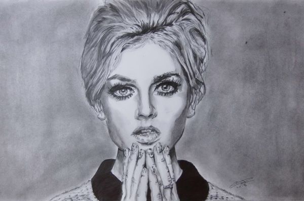 Perrie Edwards by jonesy12